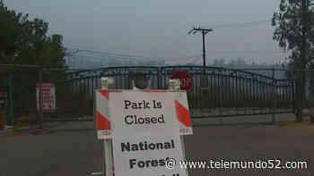 Cierran parques en Los Ángeles debido a incendios - Telemundo 52