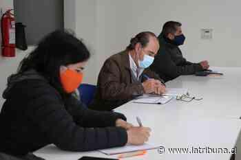 Los Ángeles: Realizan reunión de coordinación y prevención de incendios forestales - Diario La Tribuna