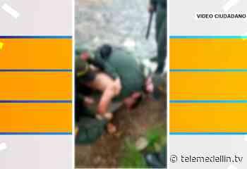 Investigan caso de presunto exceso de la fuerza policial en Liborina - Telemedellín