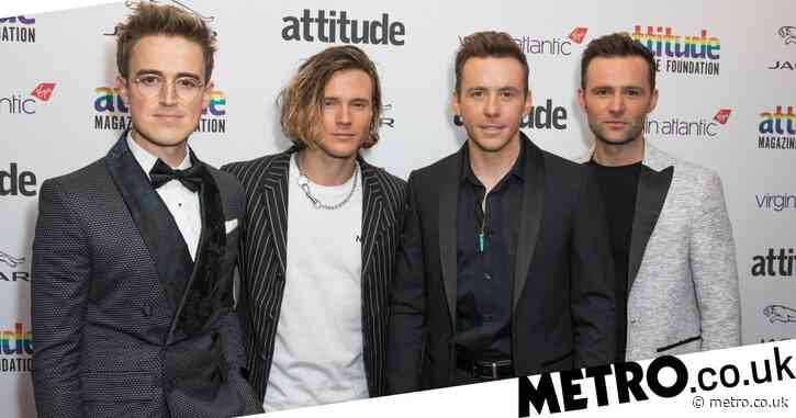 McFly dedicate Britain's Got Talent performance to NHS staff: 'We felt pretty helpless'