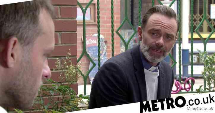 Coronation Street spoilers: Billy Mayhew betrays Paul Foreman – by accusing him of murdering paedophile Kel Hinchley