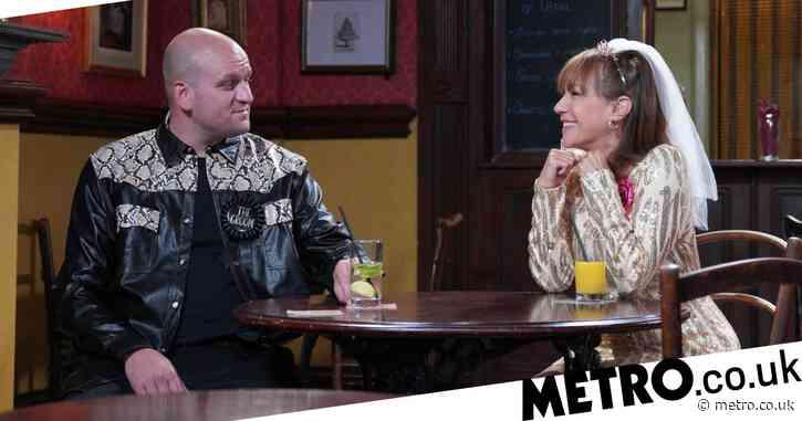 EastEnders spoilers: Wedding drama for Stuart Highway and Rainie Branning