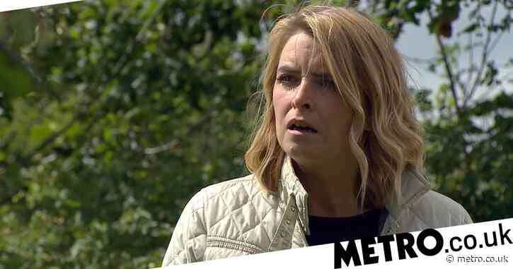 Emmerdale spoilers: Emma Atkins reveals more drama for Charity Dingle as she 'reverts' back to old ways