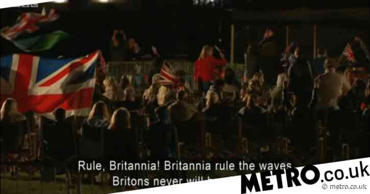 Last Night of the Proms 2020: Viewers divided as Rule Britannia! is performed with reinstated lyrics