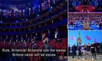 Britannia rules the airwaves!