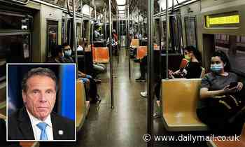 MTA imposes $50 fine for NYC transit riders with no mask