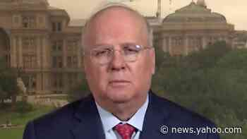 Karl Rove says weakly linked Trump, Biden supporters could turn tightening presidential race