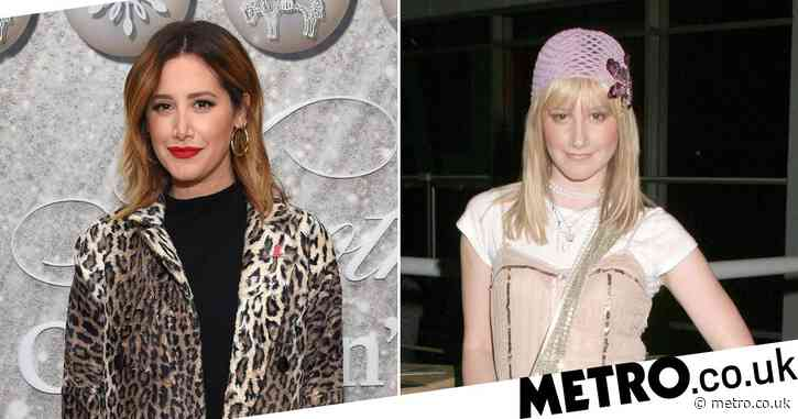 Ashley Tisdale offers up her services to Gucci after meme about her 2005 style goes viral