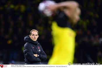 Ligue 1: le PSG surpris par le Racing Club de Lens - Tout le foot - Walfoot.be