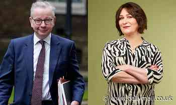Michael Gove's wife Sarah Vine defends her difference of opinion over Covid-19