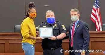 Suburban Hero: Good Samaritan opens door to victim of domestic violence