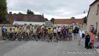 Du vélo à Bagneux sous protocole sanitaire - L'Est Eclair