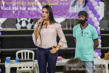 Vereadora Marcela Fonseca confirma pré-candidatura à prefeitura de Quatis - Diario do Vale