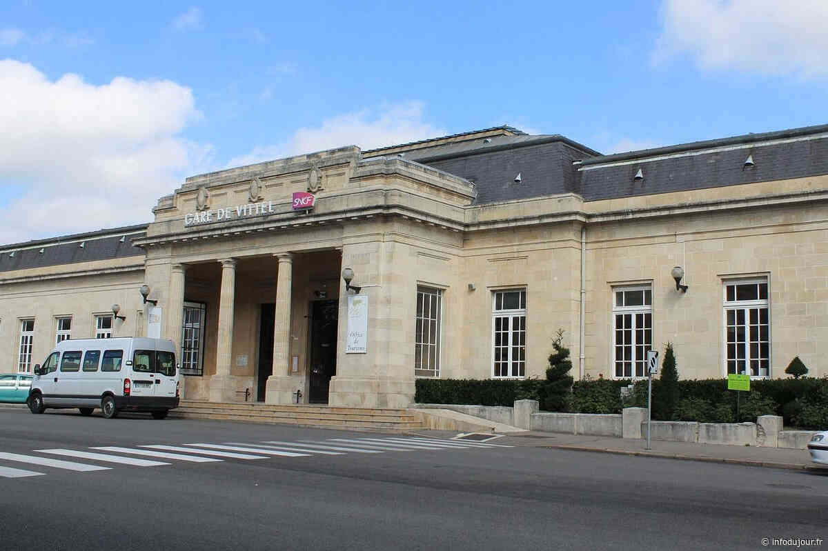 La ligne ferroviaire Nancy-Mirecourt-Vittel-Contrexéville sur les rails - Infodujour.fr