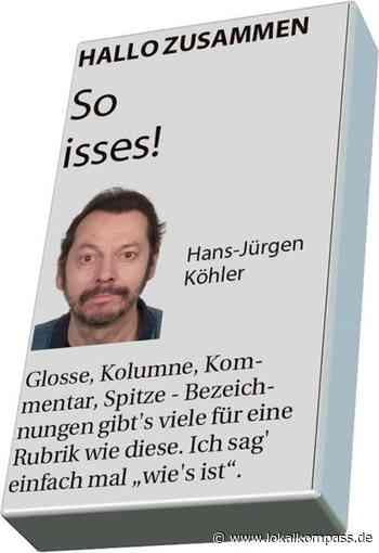 """Meine """"Rentner-Glosse"""": Nach 40 Jahren ist diesmal alles anders - Lokalkompass.de"""