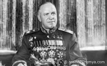 """Marshal Zhukov's grandson: """"He was respected for fairness!"""" - Realnoe vremya"""