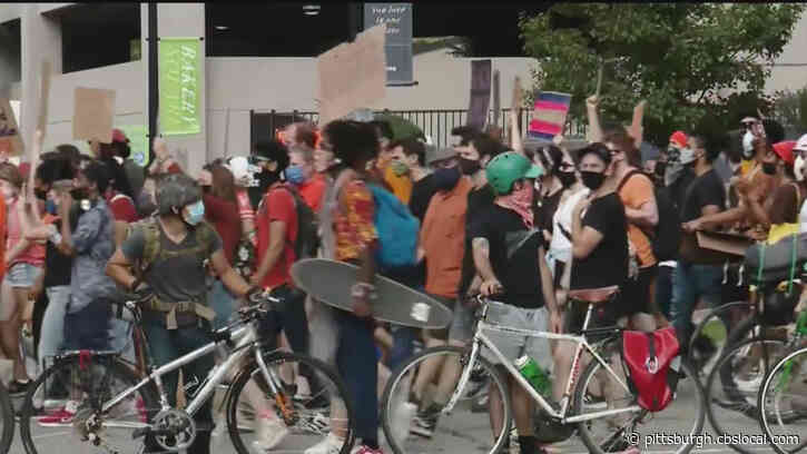Final Civil Saturday Protest Marches Through East End