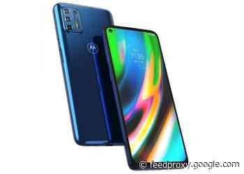 Motorola Moto G9 Plus smartphone gets official