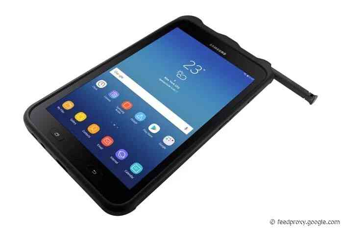 Samsung Galaxy Tab Active 3 tablet gets benchmarked