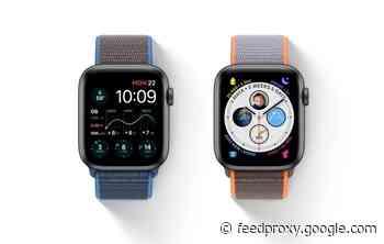 Apple releases watchOS 7 public beta 5