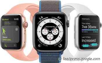 Apple releases watchOS 7 beta 8