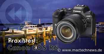 Test: Canon EOS R6 – Die vielleicht vernünftigste High-End Fotokamera der Welt (und die bessere R5) - MacTechNews.de