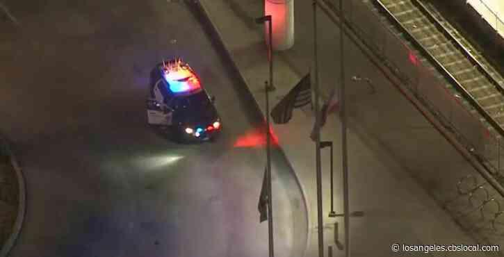 LA Sheriffs: 2 Deputies Shot, 'Fighting For Their Lives' After Compton Ambush