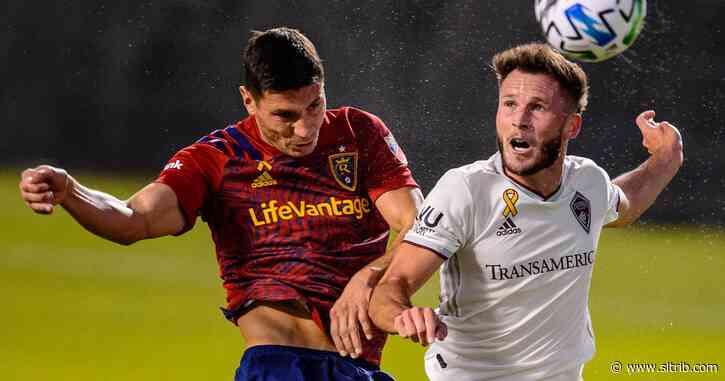 Colorado Rapids rout Real Salt Lake 5-0 at Rio Tinto Stadium
