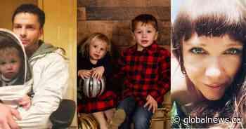 Police seek B.C family that may be travelling in British Columbia or Alberta - Global News