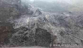 Rescatan a cuatro personas atrapadas por una avalancha en Inzá, Cauca - W Radio