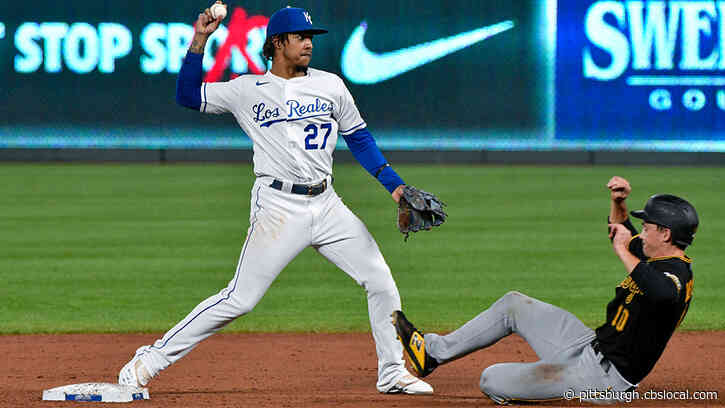 Pirates Fall 7-4 To Royals, Lose Their Third Straight Game