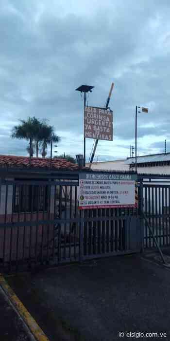 Falta de agua tiene en protesta a habitantes de Corinsa en Cagua - Diario El Siglo