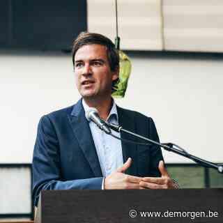 Mathias De Clercq vindt dat Open Vld open beweging moet worden, mét nieuwe naam