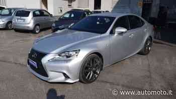 Vendo Lexus IS Hybrid FSport usata a Olgiate Olona, Varese (codice 7969205) - Automoto.it