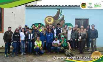 Taller de primera atención al Perezoso en Zipacón, Cundinamarca - Noticias Día a Día