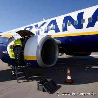 'Dubbel zo veel banen bedreigd bij Ryanair in België'