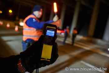 Dronken man veroorzaakt zwaar ongeval op N43 tussen Deinze en Zulte