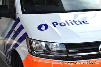 Vluchtpoging eindigt met crash in Sint-Gillis-Waas