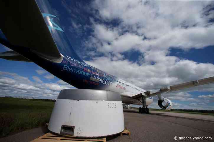 With airline fleets grounded, plane recyclers bet on parts boom