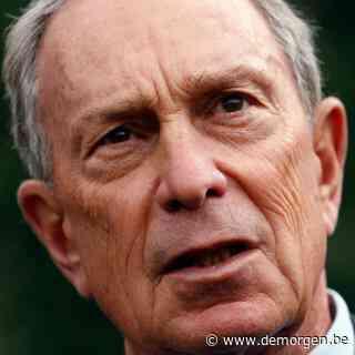 Live - Verkiezingen VS: Bloomberg wil 100 miljoen spenderen om Biden te helpen