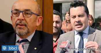 Romero (RN) se querella por injurias contra alcalde de Coronel y tilda de mentiroso a Chamorro - BioBioChile