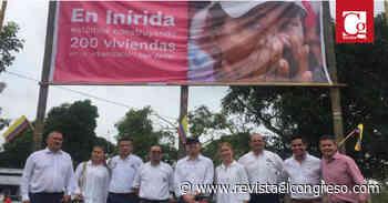 Asignan subsidios familiares de vivienda en Inírida - Congreso de la República