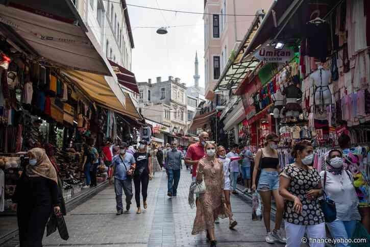 Turkey Gets Unprecedented Downgrade, Crisis Warning From Moody's