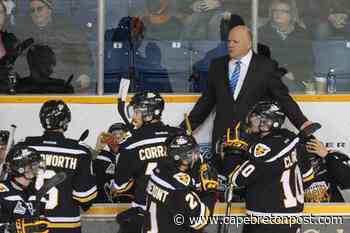 Former Cape Breton Eagles bench boss named head coach in Shawinigan - Cape Breton Post