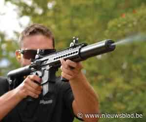 Zoon beschiet vader met airsoft wapen