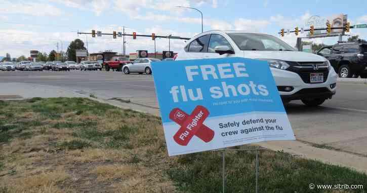 COVID-19 pandemic makes regular flu shot even more important, Utah doctors say