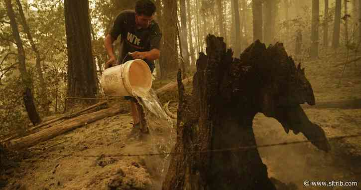 West Coast wildfires have killed at least 33 people