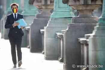 Bouchez: 'Niet coalitie van onze dromen, maar wel één die stabiliteit kan geven'