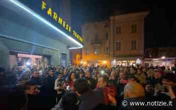 """Salvini in comizio a Borgo Val di Taro: """"Teatro pieno, gente fuori"""" - Notizie.it"""