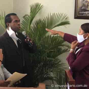 Juramentan a la nueva gobernadora de Dajabón - El Nuevo Diario (República Dominicana)